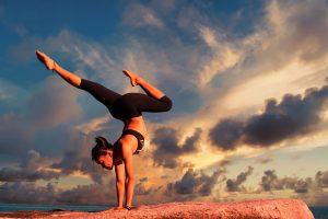 Kom godt i gang med at dyrke yoga
